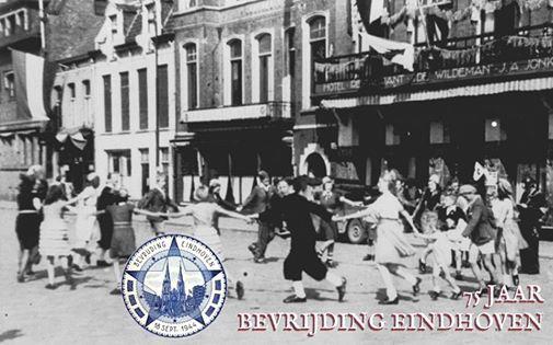 75 jaar Bevrijding Eindhoven in Pozie