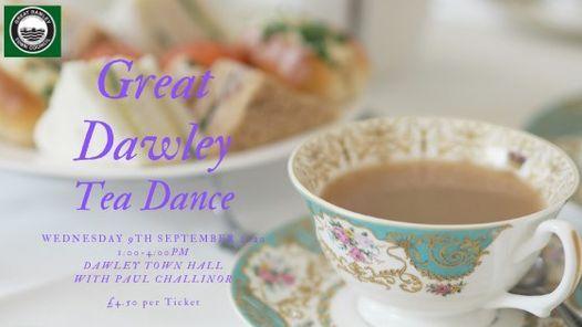 Great Dawley Tea Dance with Paul Challinor