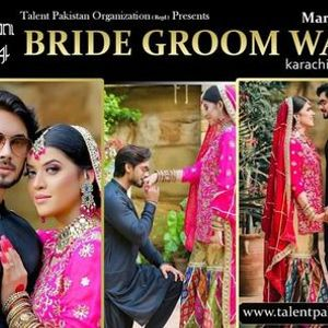 BRIDE GROOM WALK 2021