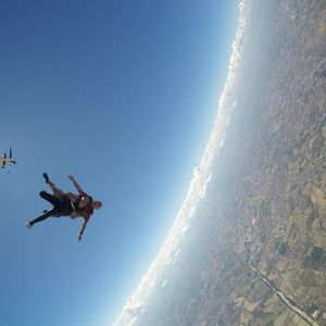 Lanci in paracadute tandem da 4000 metri