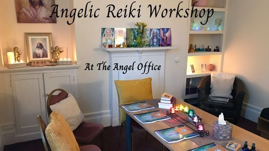 Angelic Reiki Level 1/2 Practitioner Workshop Janaury 2021, 8 January | Event in Ruabon | AllEvents.in