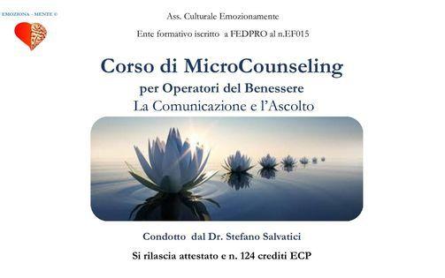 Corso di MicroCounseling per Operatori del Benessere, 15 May | Event in Cagliari | AllEvents.in