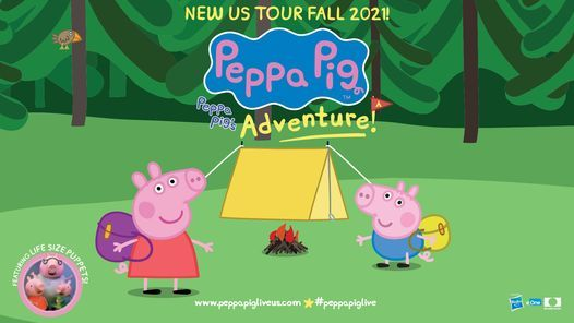 Peppa Pig LIVE - Springfield, MO | Event in Springfield | AllEvents.in