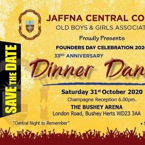 Dinner Dance BY JCC OSA