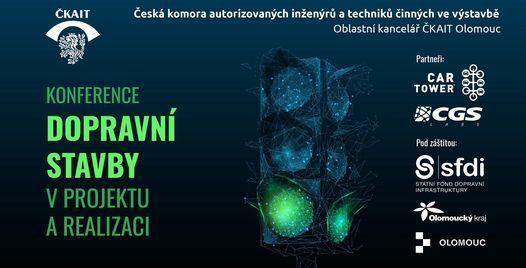 Konference: Dopravní stavby v projektu a realizaci, 26 October   Event in Olomouc   AllEvents.in