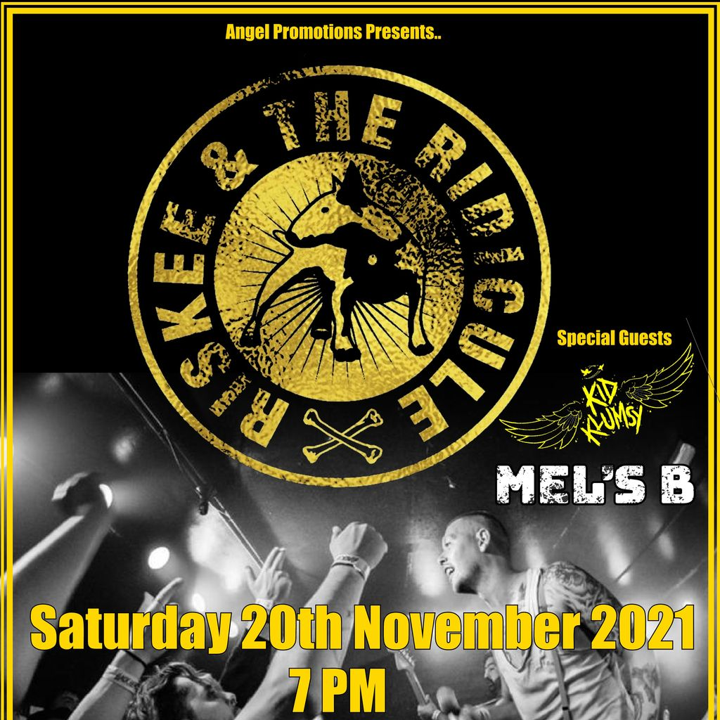 Riskee and the Ridicule , 20 November | Event in Southampton | AllEvents.in