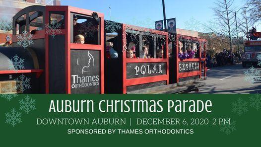 Auburn Christmas Parade, Downtown Auburn, Alabama, 6 December