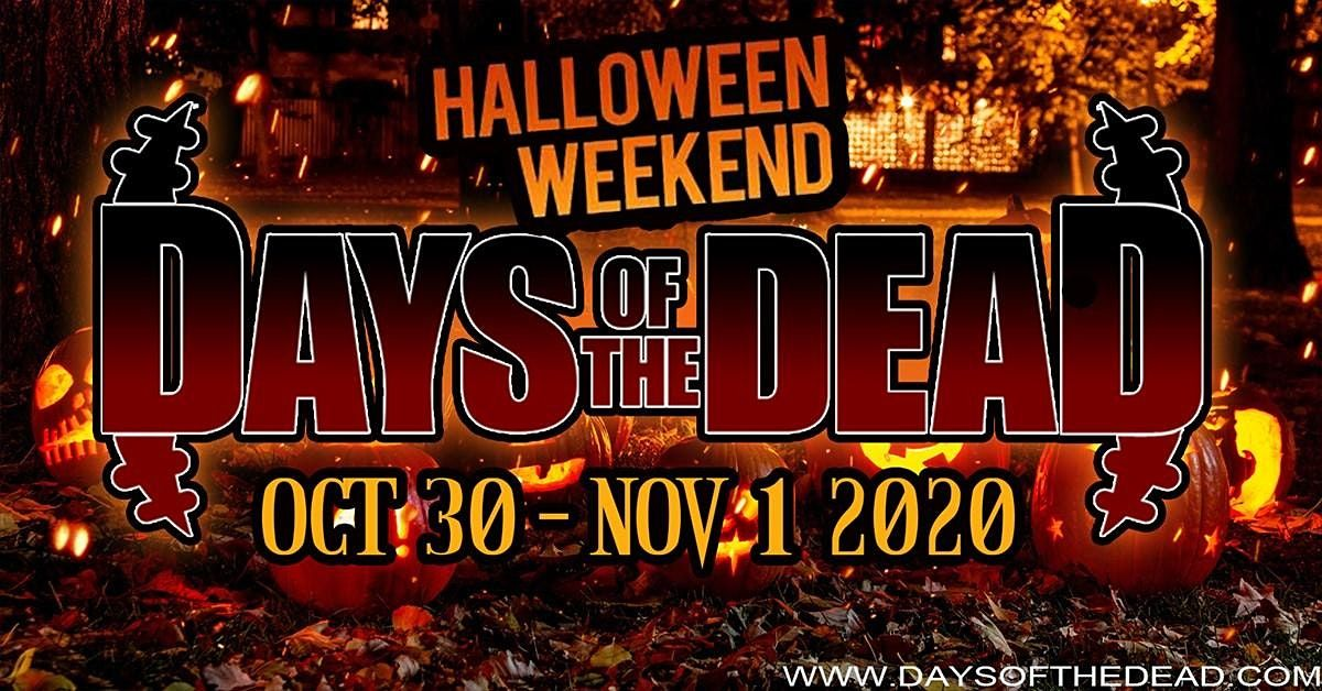 Indianapolis Halloween 2020 Days Of The Dead   Indianapolis Halloween 2020 at Marriott Center
