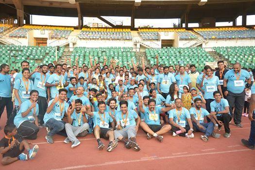 Bhumi India Run - Mumbai 2019