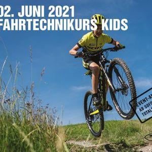 Biketechnikkurs Kids