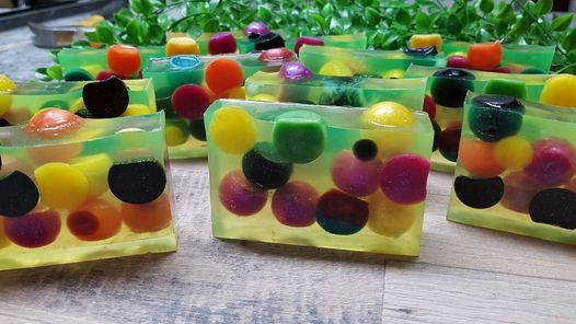 Melt & Pour Soap Classes, 28 March | Event in Sherwood Park | AllEvents.in