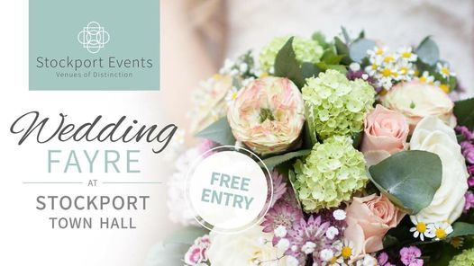 Stockport Events Autumn Wedding Fayre, 24 October | Event in Stockport | AllEvents.in