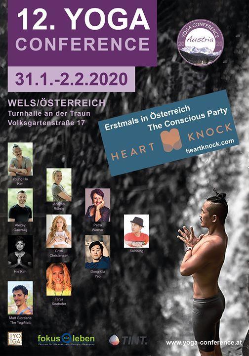 12. Yoga Conference Austria