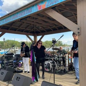 The Deni Starr Band (DSB) Live At Perrys