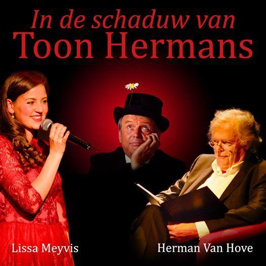Herman Van Hove en Lissa Meyvis - In de schaduw van Toon Hermans