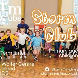 Storm Club is BACK