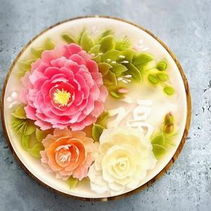 3D Jelly Art Floral - Natural Food Colourings (Basic Level)