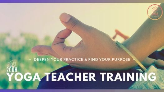 200H Yoga Teacher Training In Brussels 2021, 7 May | Event in Brussels | AllEvents.in