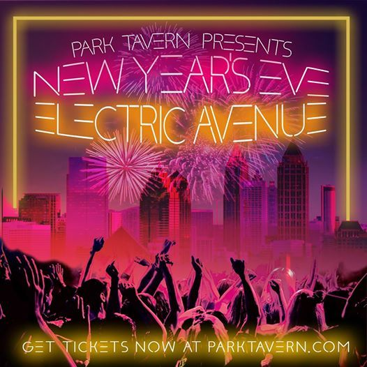Atlanta New Years Eve 2020.New Years Eve With Electric Avenue At Park Tavern In