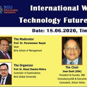 International Webinar on Technology Future & Education