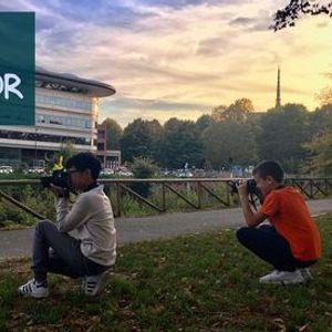 Corso estivo di fotografia Junior