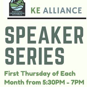KEA Speaker Series Western White Pine - Christopher Schnepf