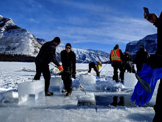 Ice Diving #1: The Course, The Dives, The Brainfreeze, 16 February | Event in Calgary | AllEvents.in