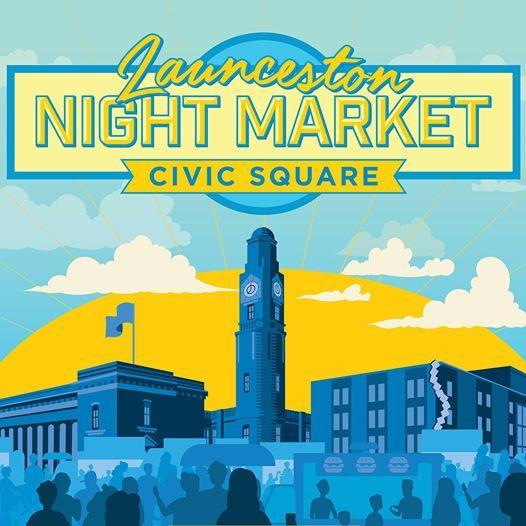 Launceston Night Market
