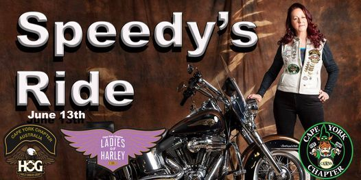 Speedy's Offical Club Ride | Event in Cairns | AllEvents.in
