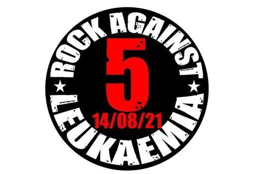 Rock Against Leukaemia 5, 14 August   Event in Ipswich   AllEvents.in