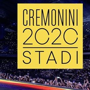 Cesare Cremonini - 21 giu 2020 Lignano Sabbiadoro Stadio Teghil