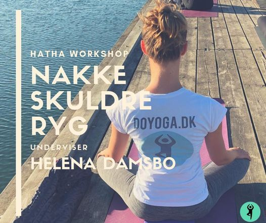 Yogaworkshop: Nakke, skuldre & ryg, 13 March | Event in Copenhagen  | AllEvents.in