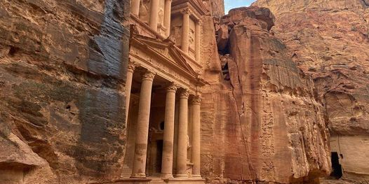 Virtual Guided Tour of Petra and Amman Jordan, 30 April | Online Event | AllEvents.in