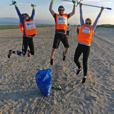 Bull Island Beach Clean Wednesday 12th August from 6.30 pm to 8pm