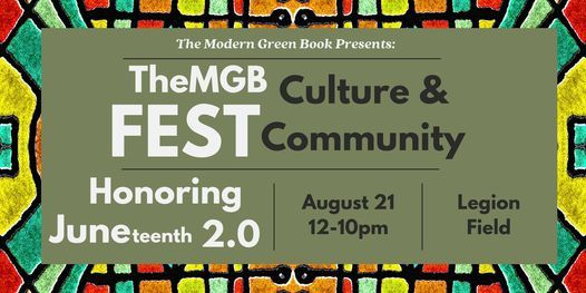 TheMGB Culture & Community Fest Honoring Juneteenth, 21 August   Event in Docena   AllEvents.in