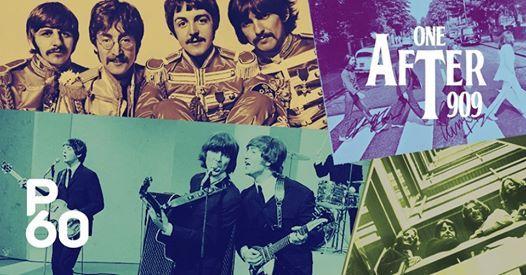 Beatles Tribute - One After 909  P60 Amstelveen