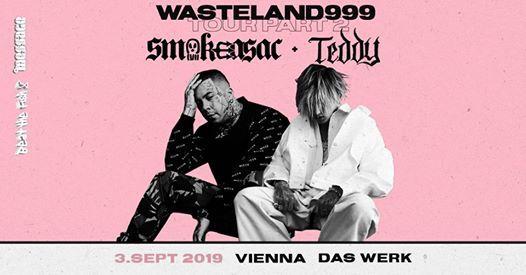 Smokeasac  Teddy  Wien