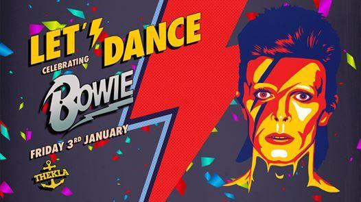 Lets Dance Celebrating Bowie