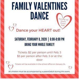 Concordias Family Valentines Dance