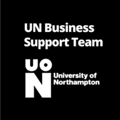 University of Northampton's Business Support Team