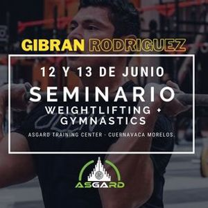 Seminario WeightliftingGymnastics