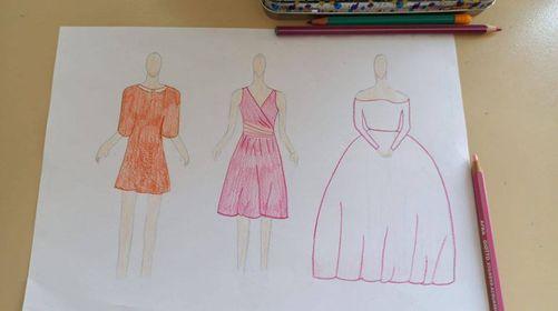 Curs de design vestimentar pentru copii (începători) – Online | Event in Bucharest | AllEvents.in