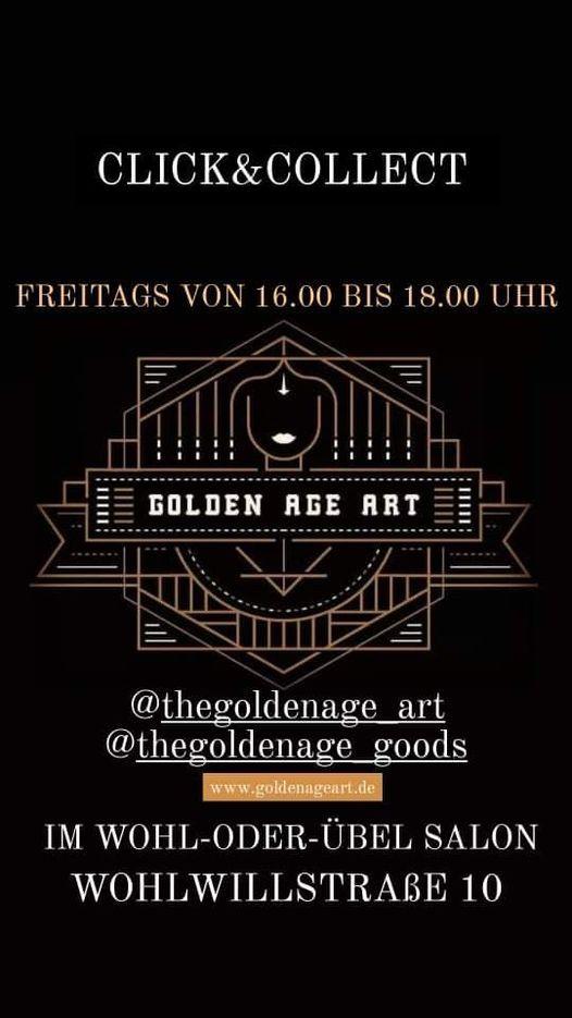 Golden Age Art im WOHL ODER ÜBEL Salon, 14 May   Event in Hamburg   AllEvents.in