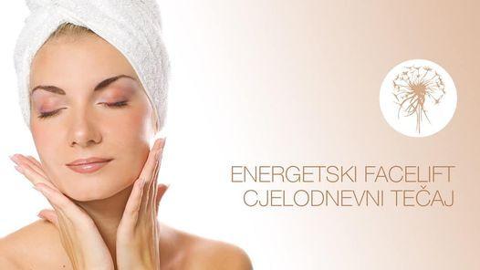 Energetic Facelift™ Zagreb - cjelodnevna radionica: 1.550 kn, 15 May | Event in Zagreb | AllEvents.in