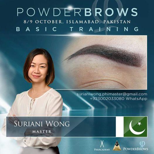 PowderBrows Basic Training
