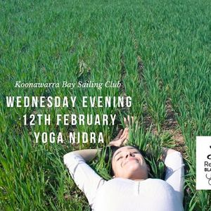 Wednesday Evening YOGA NIDRA