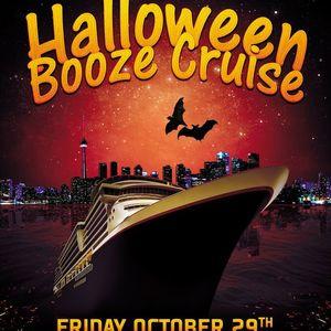 Tdotclub Halloween Friday Booze Cruise 2021