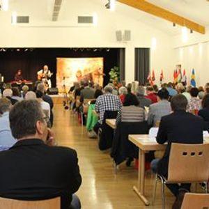 VEBS-Mitgliederversammlung und Verbandstagung Frhjahr 2020