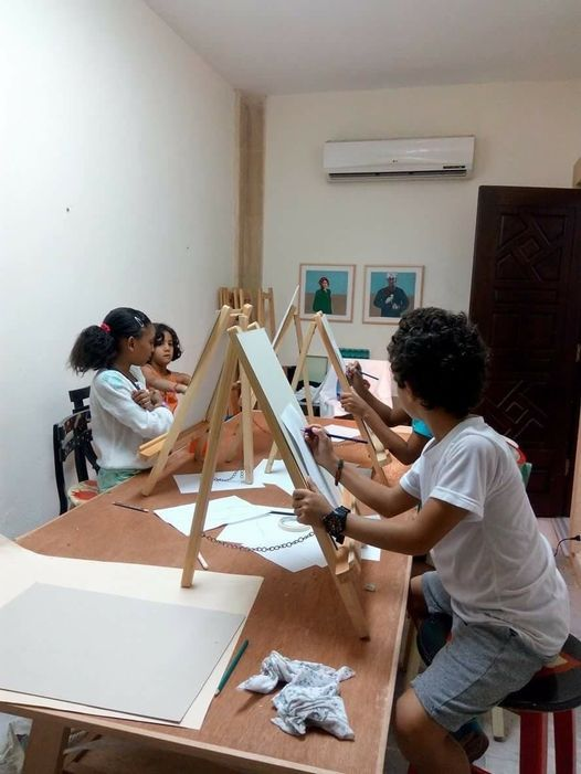 Drawing and Painting for kids Walaa bedier | Event in Helwan | AllEvents.in