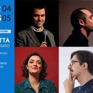 A voce scritta  Workshop condensato di scrittura (comica di scena drammaturgia)  MONK Roma